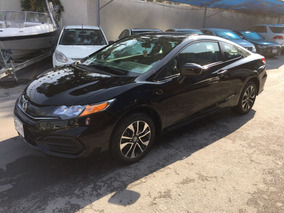 Honda Civic 1.8 Coupe At, Excelentes Condiciones