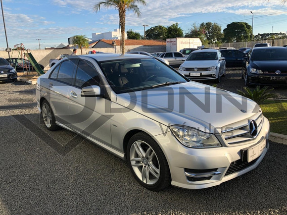 Mercedes-benz C180 - 1.6 Turbo 4p Automático 2013/2013