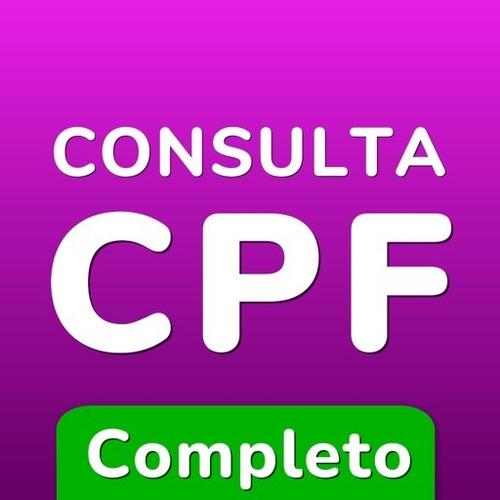 Imagem 1 de 8 de Consultas Oficiais Do Serasa Por Nome Ou Cpf .