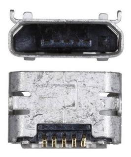 Kit C/5 Conector De Carga Dock Usb Moto X2 Xt1098 Xt1097