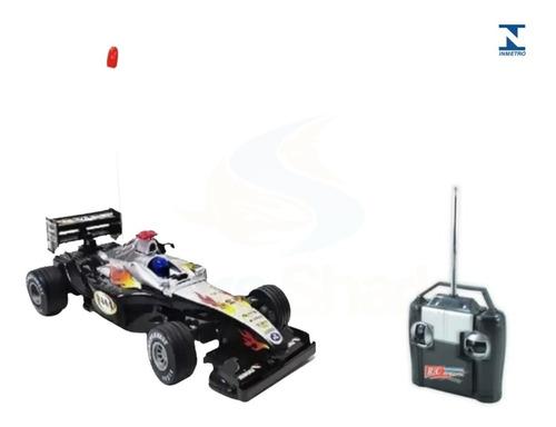 Imagem 1 de 7 de Carrinho 1:24 Carro Controle Remoto Corrida F1 Formula 1