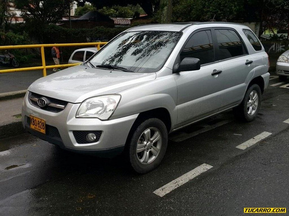 Kia Sportage 2.0 At 2000cc 4x2