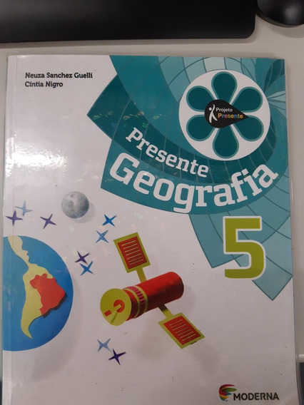 Livro Geografia Presente 5