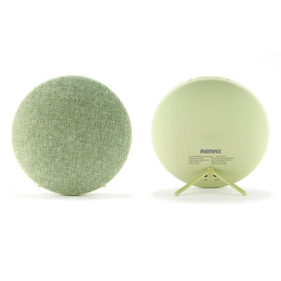 Caixa Som Portátil Wireless M9 Bluetooth 4.1 Sem Fio Verde