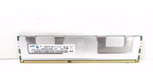 Memoria Servidor Dell T410 16gb 4rx4 Pc3-8500r Ddr3 1066 Ecc