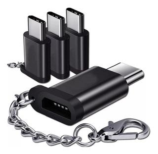Adaptador Micro Usb A Tipo C