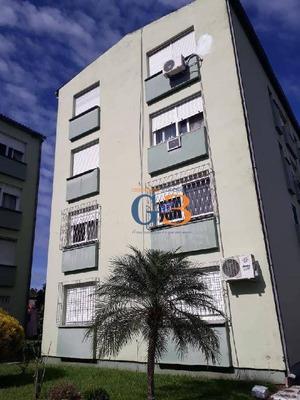 Apartamento Com 2 Dormitórios Para Alugar, 47 M² Por R$ 1.000/mês - Fragata - Pelotas/rs - Ap3856