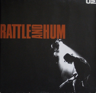 Vinilo Doble U2 - Rattle And Hum Re Edición*