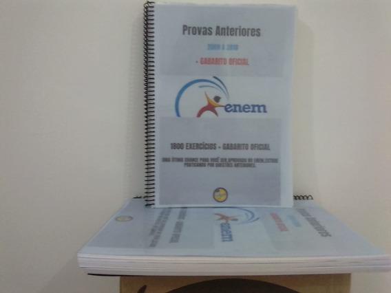 Provas Impressas Do Enem 2010 - 2019