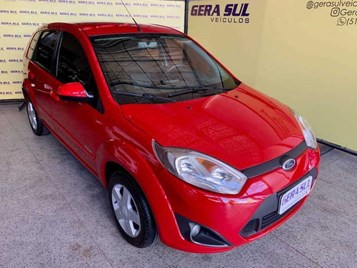 Ford Fiesta 1.6 8v Flex 4p Manual 2011/2011