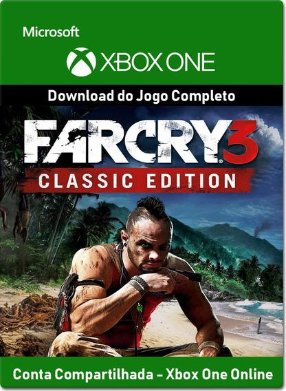 Far Cry 3 Classic Edition - Xbox One - Digital - Online