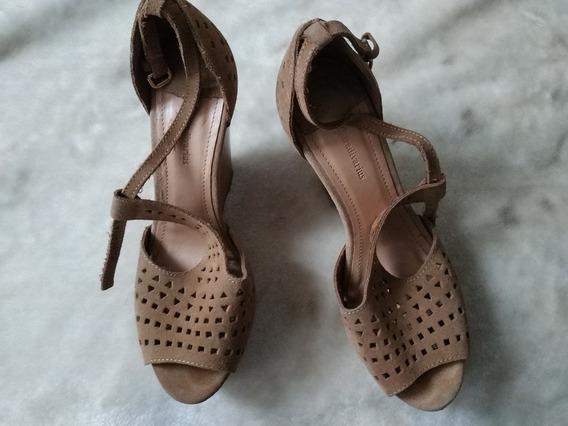 Zapatos Stradivarius Nuevos! Oportunidad! Talle 37 Eur/36 Ar