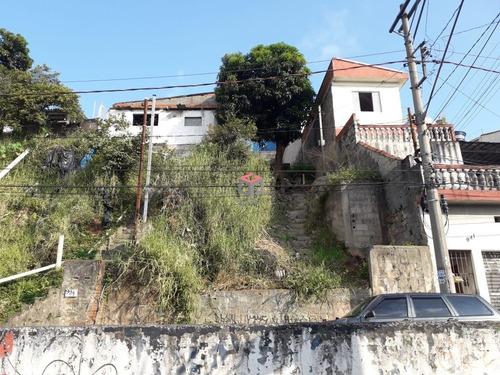 Imagem 1 de 2 de Terreno À Venda, Luzita - Santo André/sp - 81595