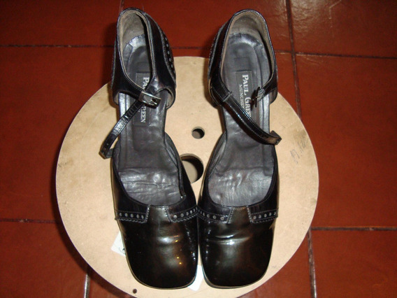 Zapato Charol Dama Paul Green Talla 40
