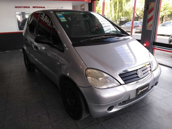 Mercedes-benz Clase A 1.6 A160 Classic Manual 2001