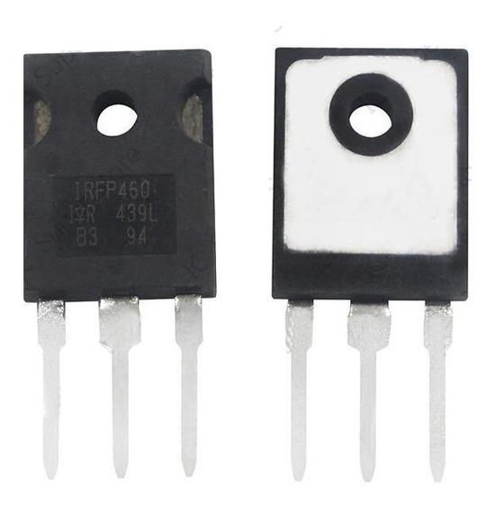 10 Peças Transistor Mosfet Irfp460