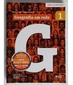 Geografia Em Rede 1 Ano Aluno Ensino Medio