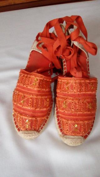 Zapato De Dama De Coquiza Impo