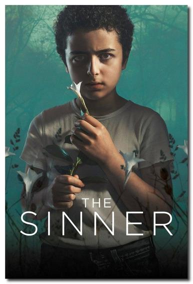 Poster Série Quadro 20x30 The Sinner (03)