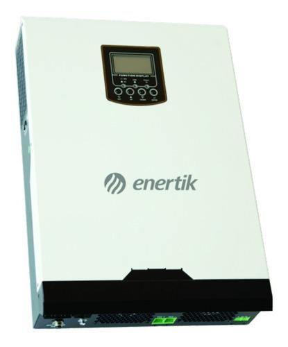Inversor Cargador Baterías 48v 5000w Reg Solar Pwm Emporio