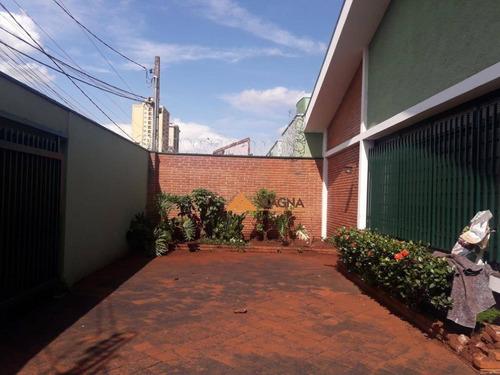 Imagem 1 de 30 de Casa Com 3 Dormitórios Para Alugar, 218 M² Por R$ 7.500,00/mês - Jardim América - Ribeirão Preto/sp - Ca2532