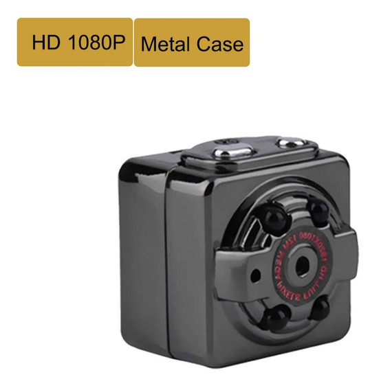 Camara Sq8 Sq 8 Smart 1080 P Hd Pequeña Oculta Micro Sd Mini