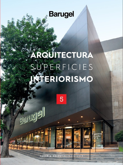 Libro Barugel 5 - Arquitectura, Superficies E Interio Cuotas