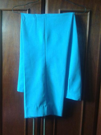 Pantalon Dama Turquesastefi Talla 16