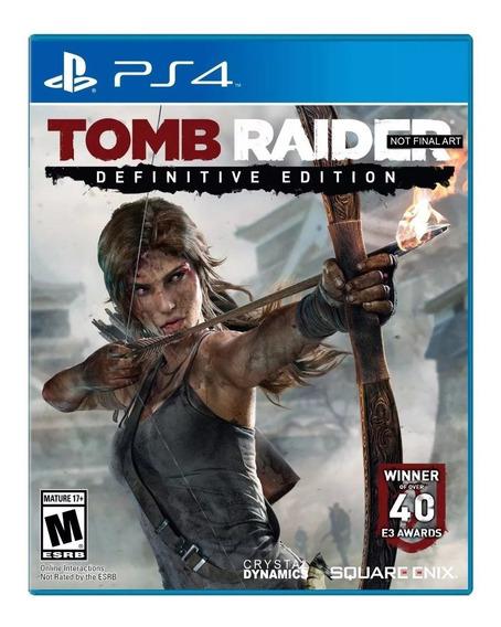Tomb Raider Ps4 Psn Code 2 Envio Na Hora