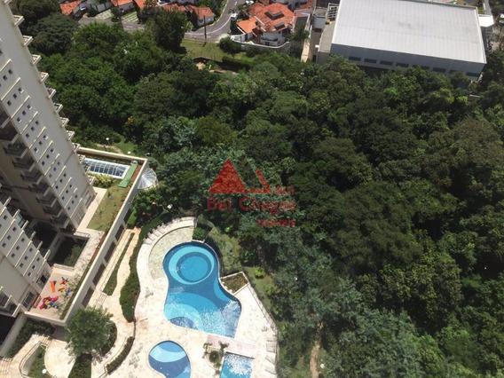 Apartamento Residencial À Venda, Edfício Unico Campolim, Sorocaba. - Ap0025