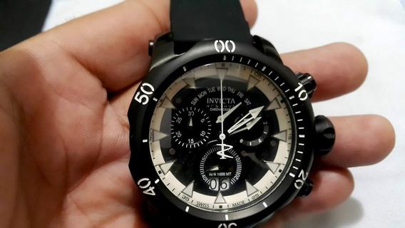 Relógio Invicta Reserve Venom 1600 Chronograph Original Raro