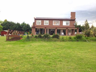 Alquiler De Casa En Cardales 4 Ambientes Gran Jardin Pileta