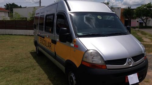 Van Renault Master L3h2  Ano 2011
