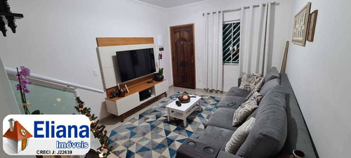 Sobrado 3 Dormitórios - 93 M² - Jd. Alvorada - Ma5642