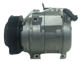 Compressor Do Ar Condicionado Tm150 - 87342868