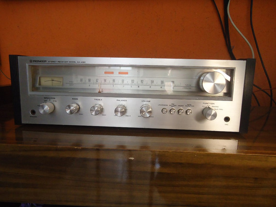 Receiver Pioneer Modelo Sx-450