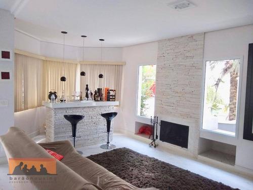 Imagem 1 de 25 de Casa À Venda, 280 M² Por R$ 1.450.000,00 - Condomínio Paineiras - Paulínia/sp - Ca1679