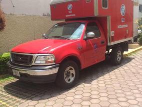 Ford F-150, 2008, Caja Seca Y Rampa Hidráulica