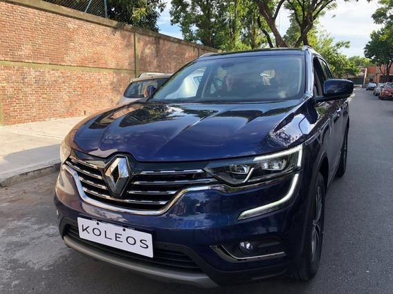 Renault Koleos Intense 2019 4x4 2.5 Cvt 0km No Hilux Usada