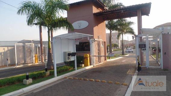 Apartamento Com 2 Dormitórios À Venda, 48 M² - Jardim Santa Maria (nova Veneza) - Sumaré/sp - Ap5429