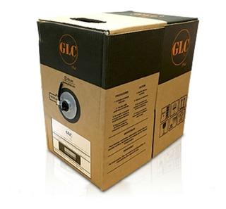 Utp Exterior Cat 5e Glc 100% Cobre Ce 1104 305mts Outdoor