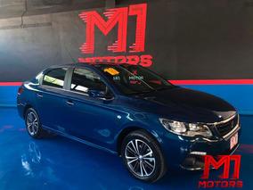 Peugeot Allure Hdi Mt 2019 Azul $ 215,000