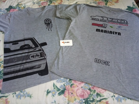 Camiseta Personalizada Grupos Mescla