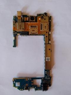 Placa Lg K4 130f (defeito)