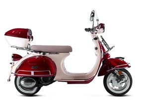Scooter Zanella Mod 150 Vintage Baul Y Alarma Urquiza Motos