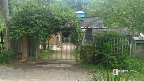 Chácara Com 5 Dormitórios À Venda, 1770 M² Por R$ 390.000,00 - Jardim Da Serra - São Lourenço Da Serra/sp - Ch0051