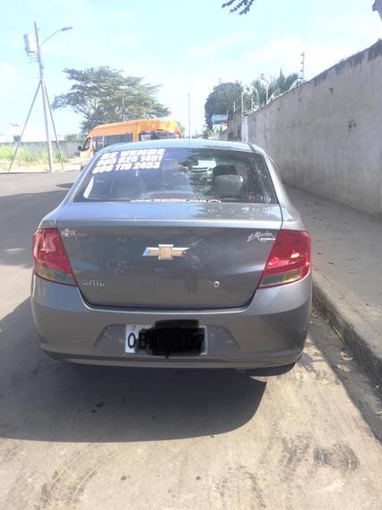 Vendo Chevrolet Sail 2014