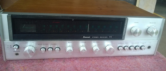 Receiver Sansui - 771 Stereo