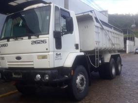 Ford Cargo 2626 Caçamba 6x4