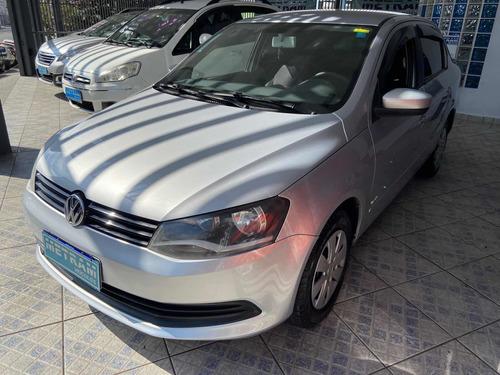 Imagem 1 de 7 de Volkswagen Voyage 2013 1.0 Vht Trend Total Flex 4p